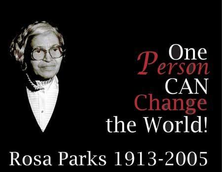 Rosa parks 1913 2005