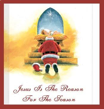 why jesus is infinitely better than santa claus - Santa And Jesus