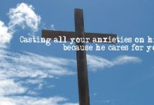 16 New Testament Passages for Attacking Anxiety through Active Trust