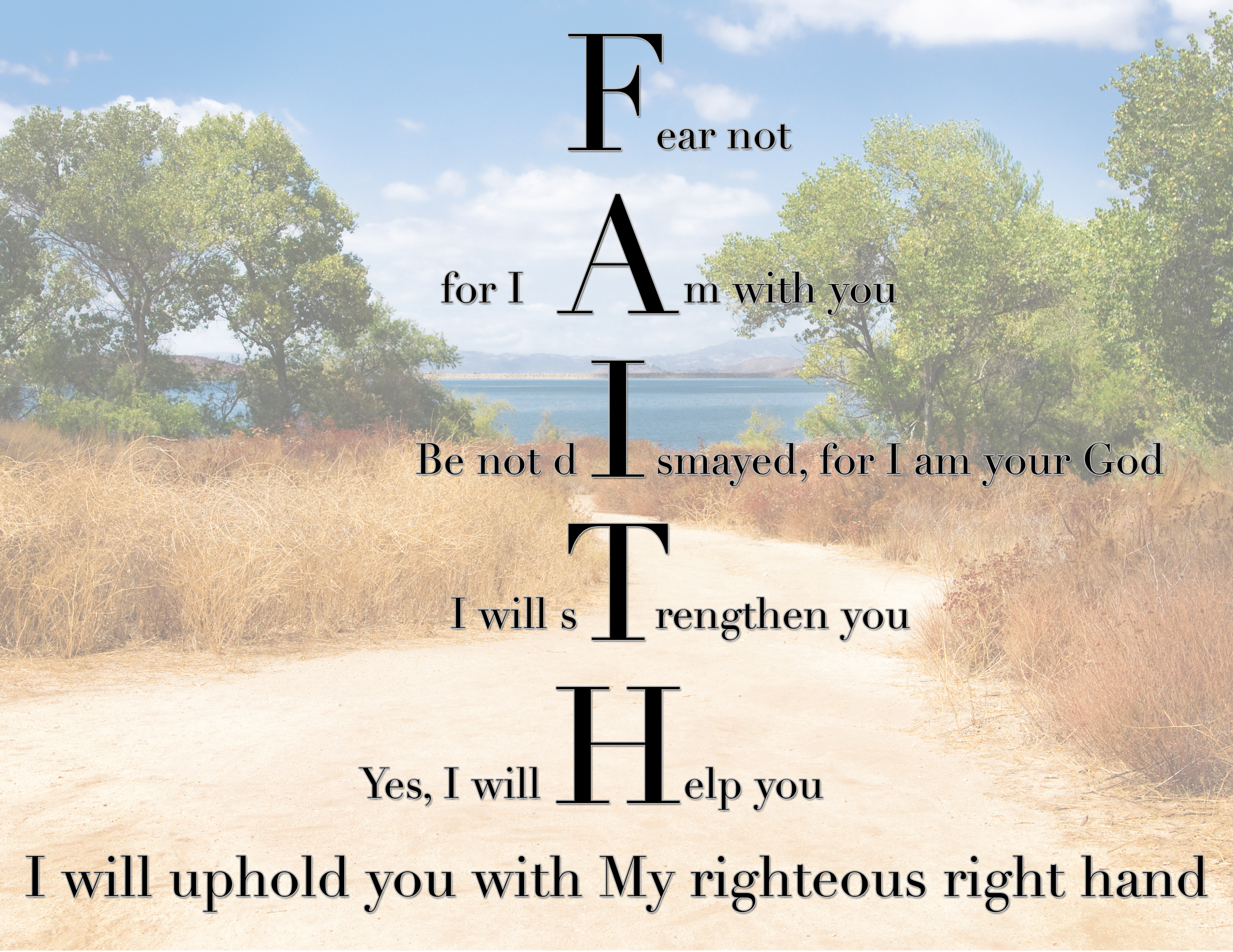 9 Old Testament Passages For Fighting Fear Through Faith