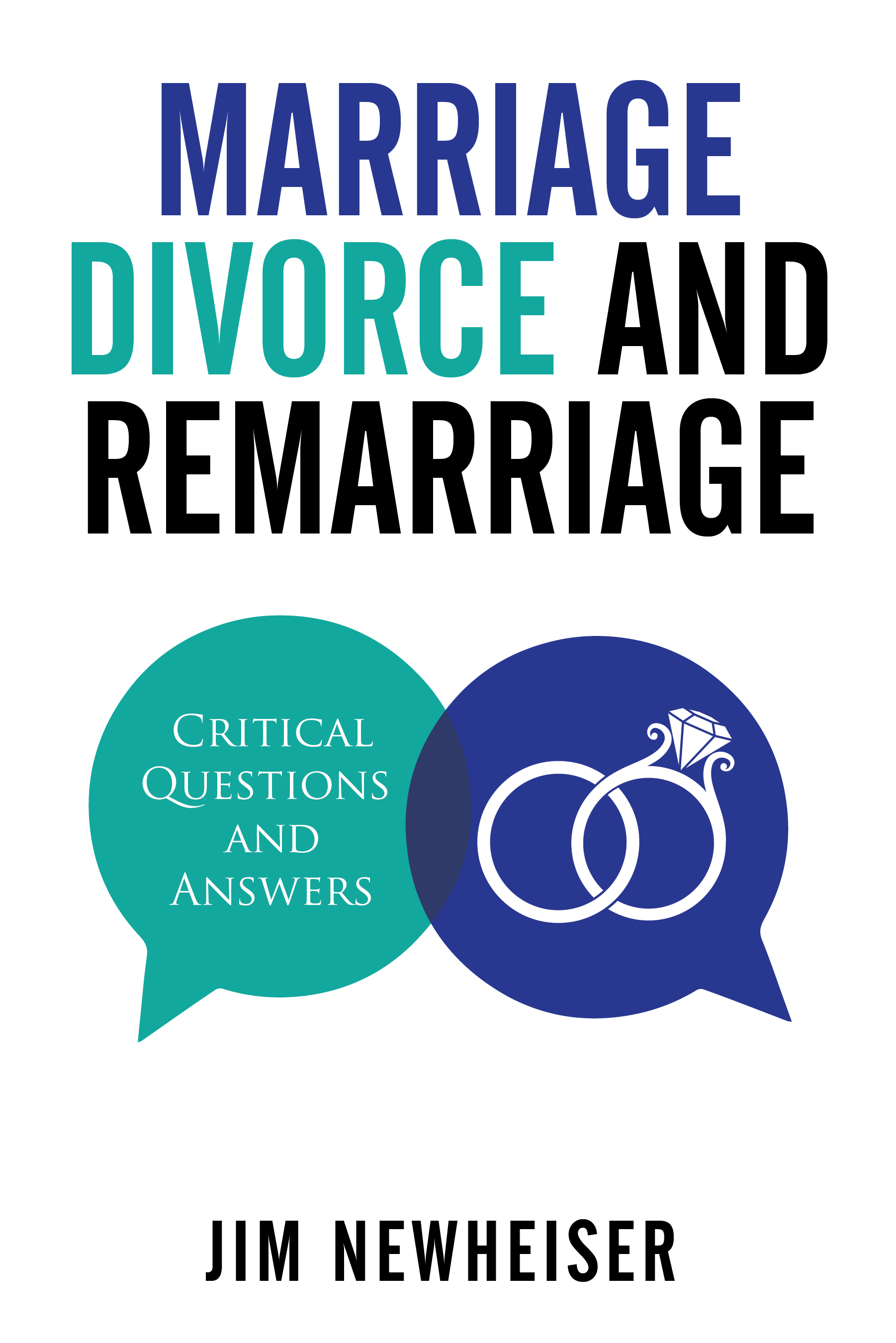 marriage and divorce a biblical view The decision to get a divorce is one such example divorce is a sad event, something that may be necessary when sinners reject god's command for marriage to be a lifelong covenant between one man and one woman (matt 19:1–8.